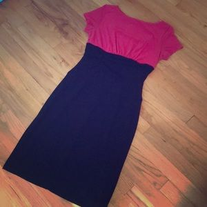 Size 6 pink/black Cato Dress